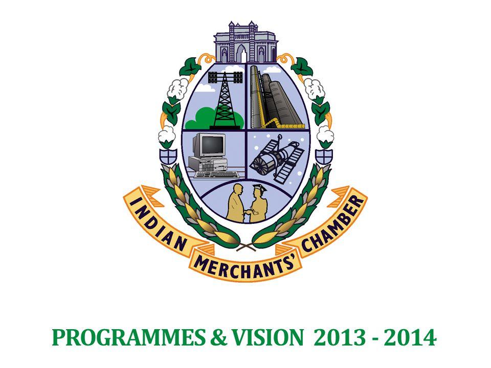PROGRAMMES & VISION 2013 - 2014