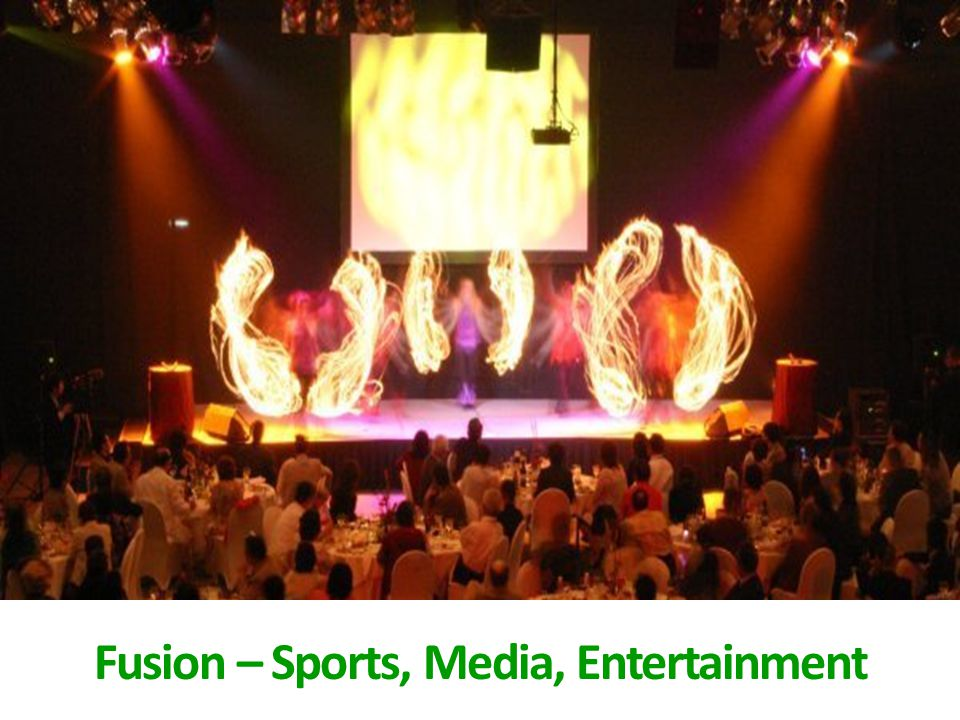 Fusion – Sports, Media, Entertainment