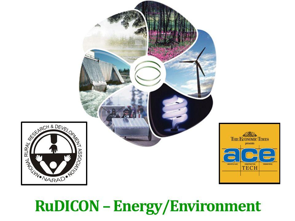 RuDICON – Energy/Environment