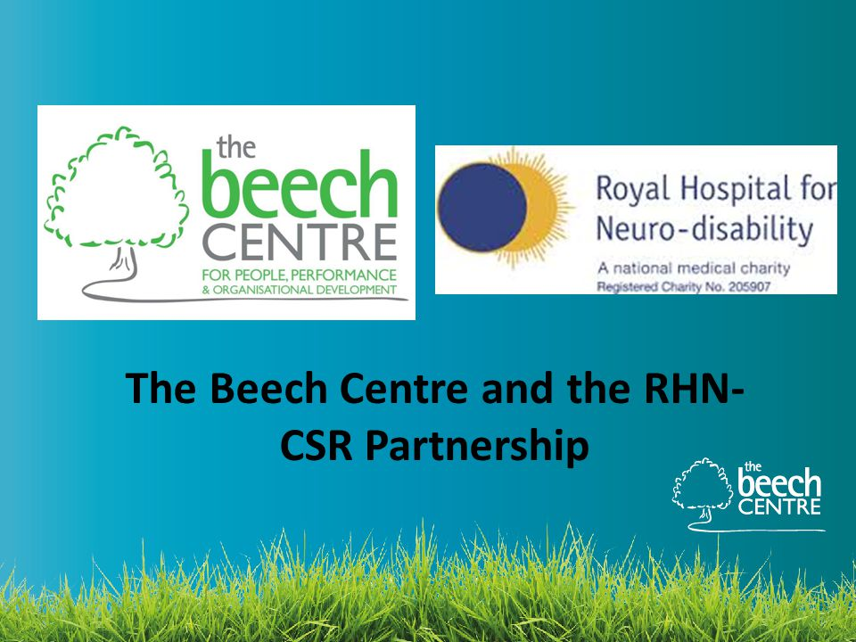 Meaning that The Beech Centre has delivered in excess of £520,000 of value to The RHN through our CSR partnership!!!