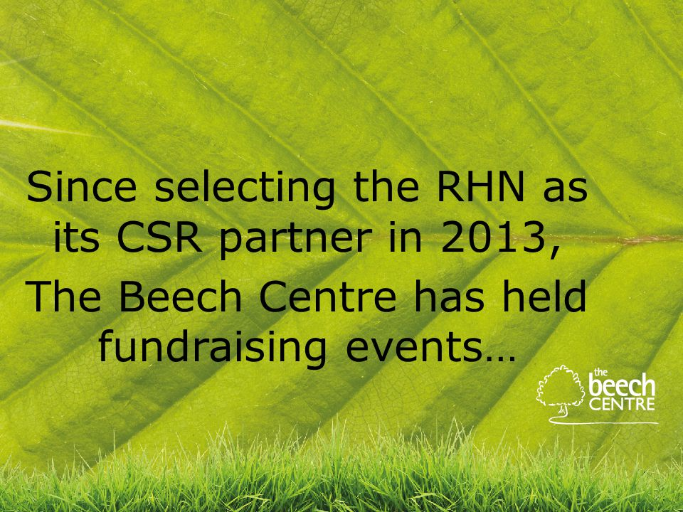 There are plenty of ways you can help us to make a difference to the lives of those who benefit from The RHN's care!