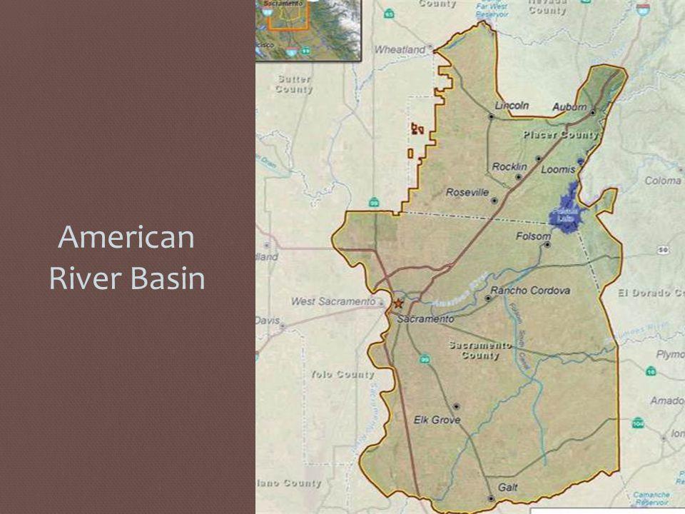 American River Basin