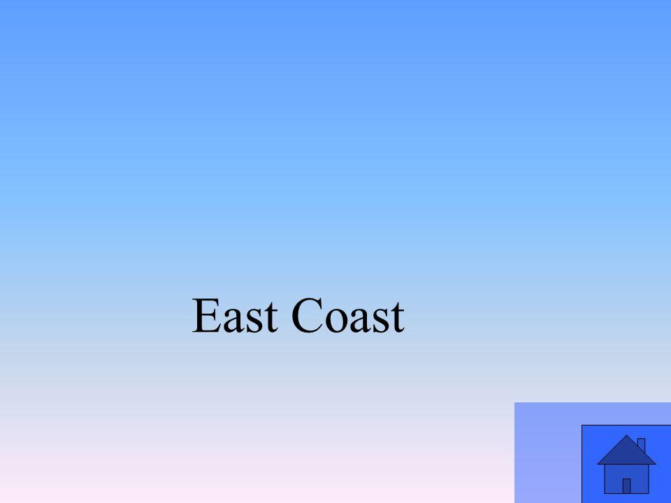 East Coast