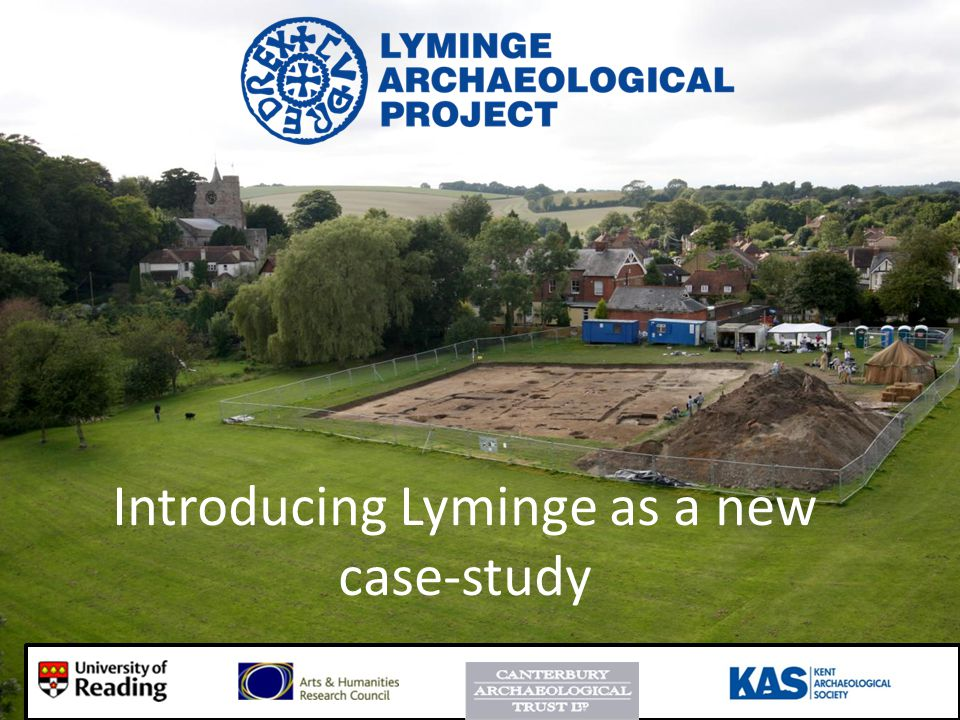 Introducing Lyminge as a new case-study