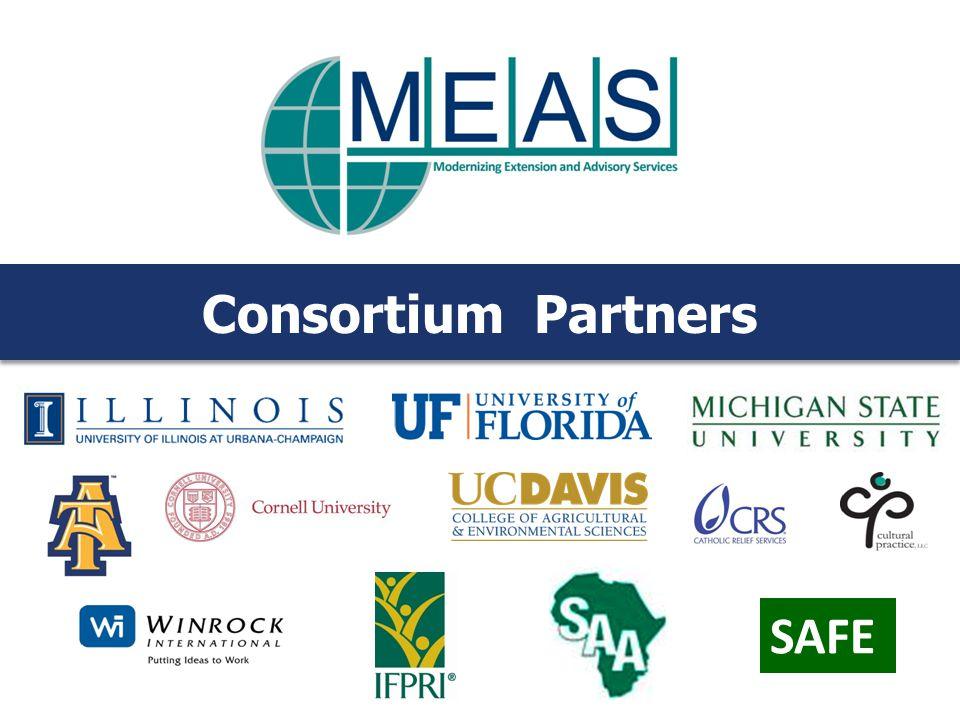 Consortium Partners SAFE