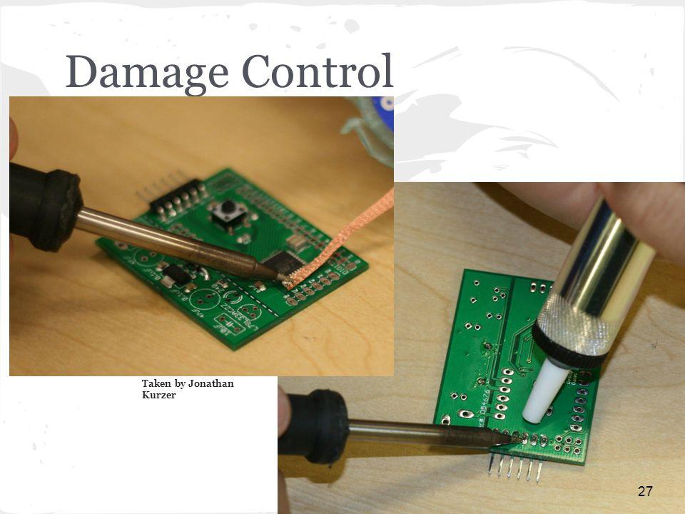 Damage Control 27 Taken by Jonathan Kurzer