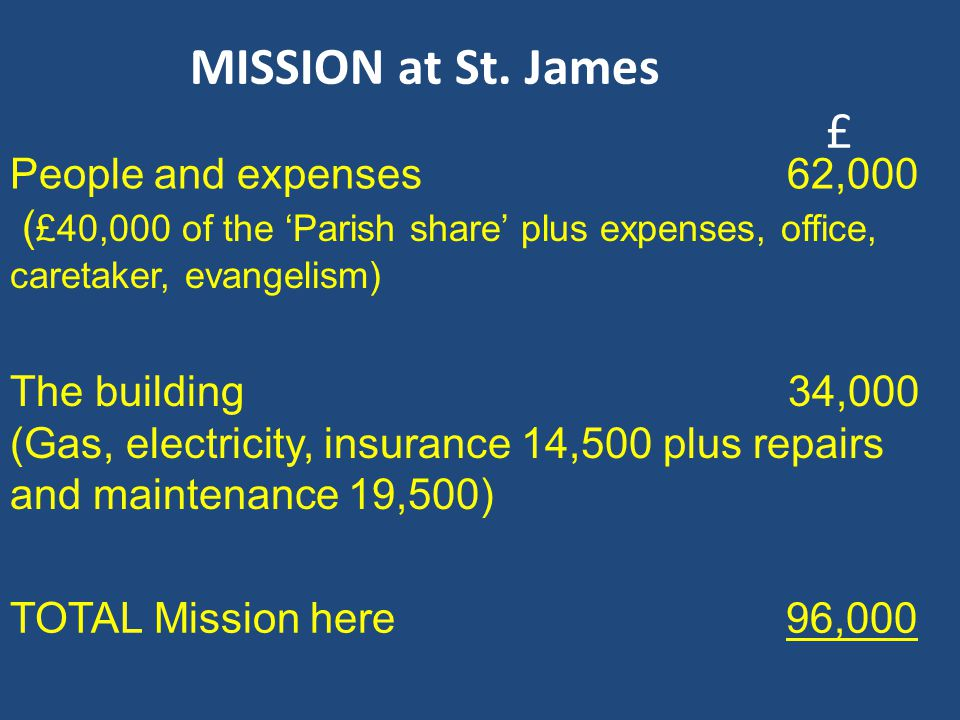 Mission from St.