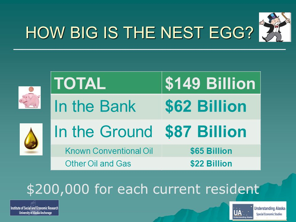 HOW BIG IS THE NEST EGG.