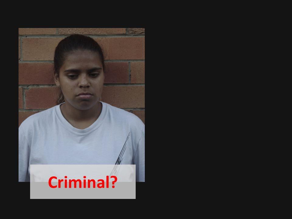 Criminal?