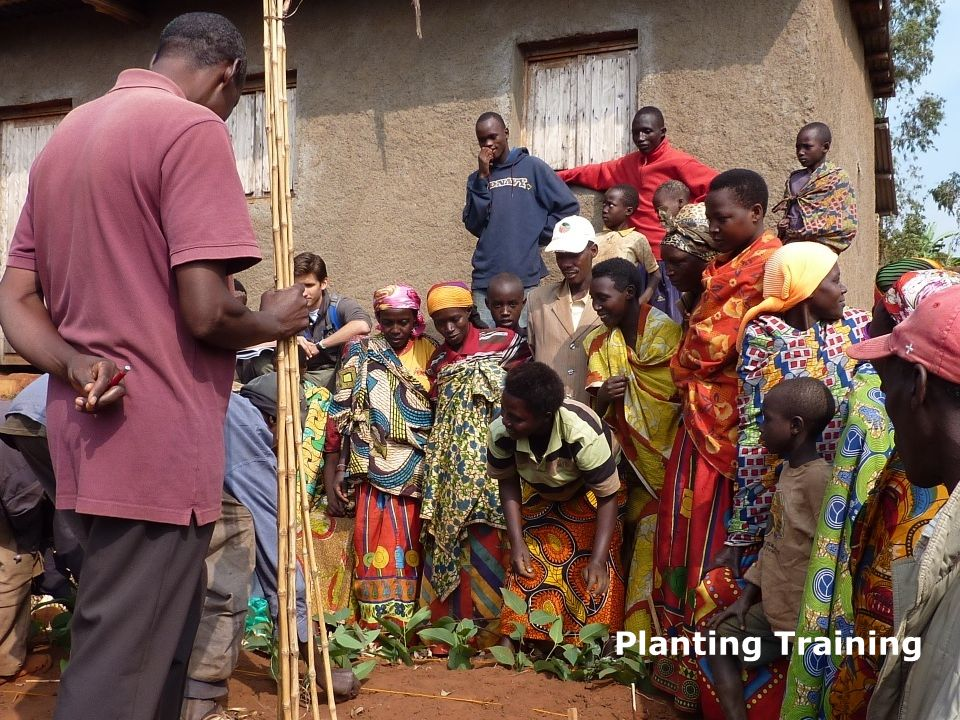 Planting Training