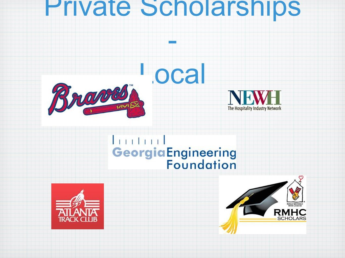 Private Scholarships - Local