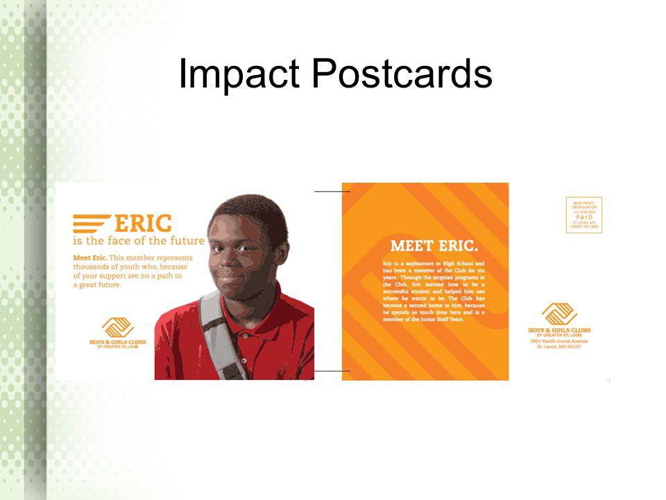 Impact Postcards