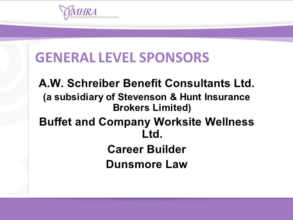 A.W. Schreiber Benefit Consultants Ltd.