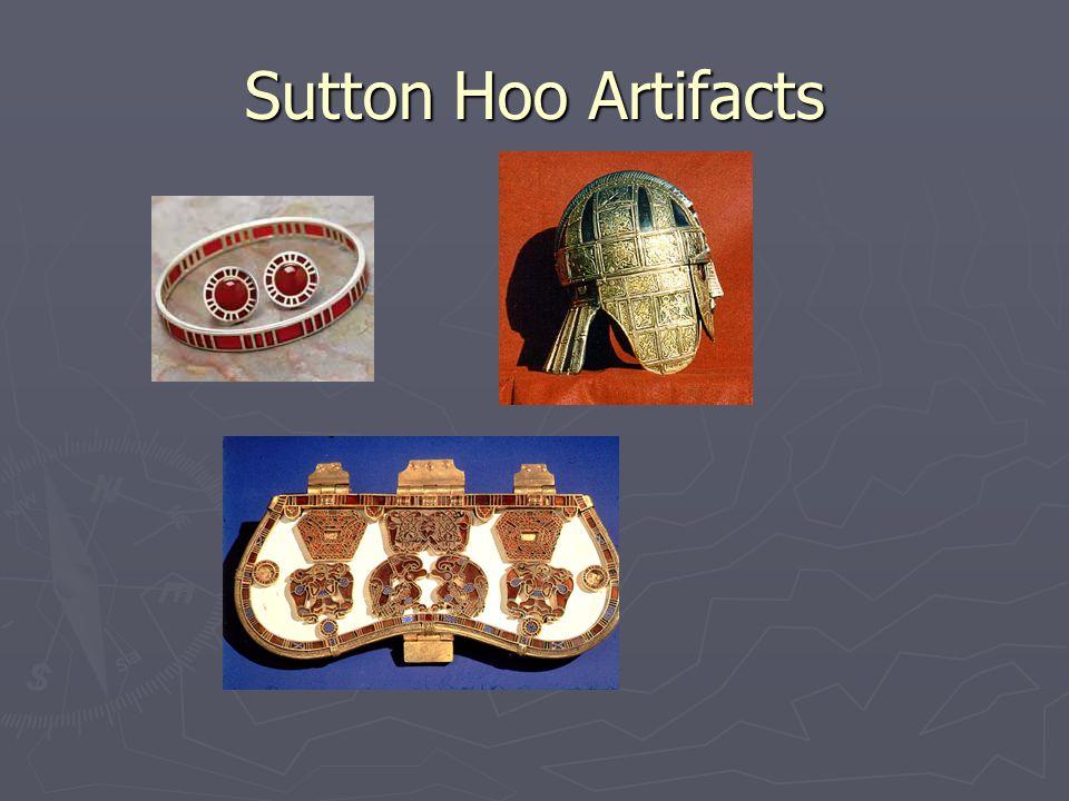 Sutton Hoo Artifacts