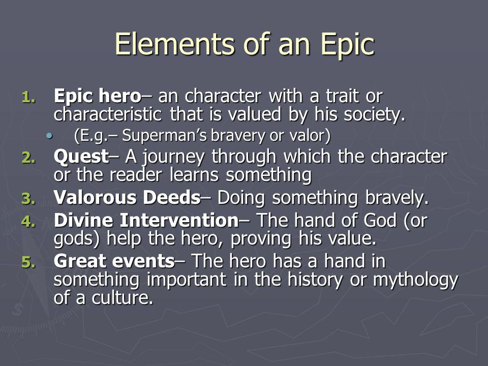2 Types of Epics 1.