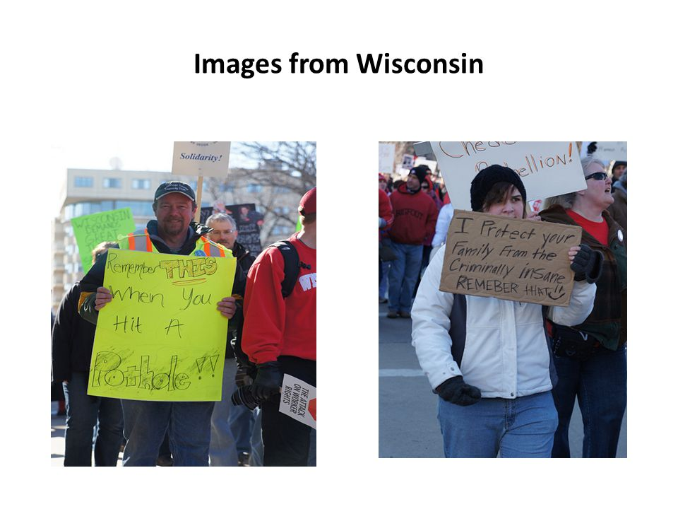 Images from Wisconsin