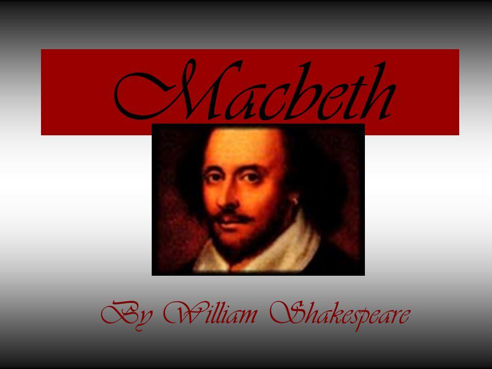 Character Map: Macbeth