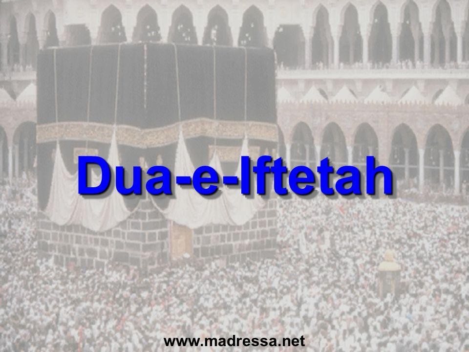 Dua-e-IftetahDua-e-Iftetah www.madressa.net