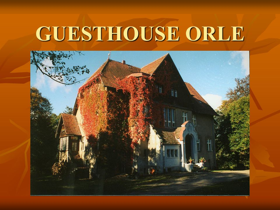 GUESTHOUSE ORLE