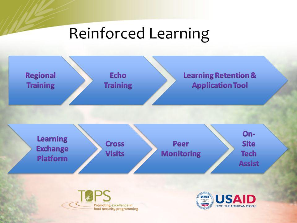 Reinforced Learning
