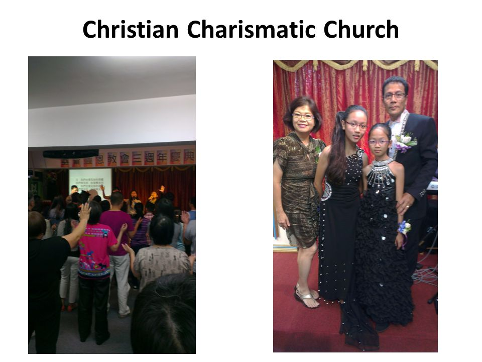 Christian Charismatic Church