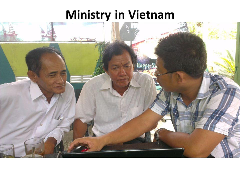Ministry in Vietnam