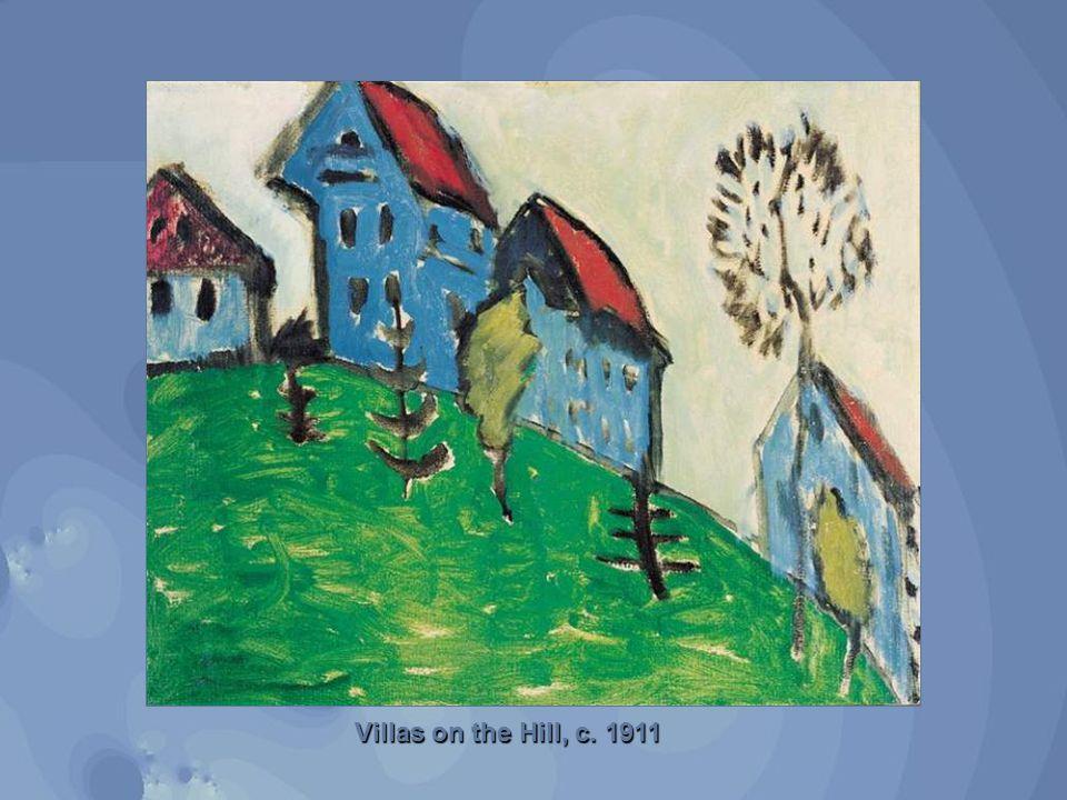 Villas on the Hill, c. 1911
