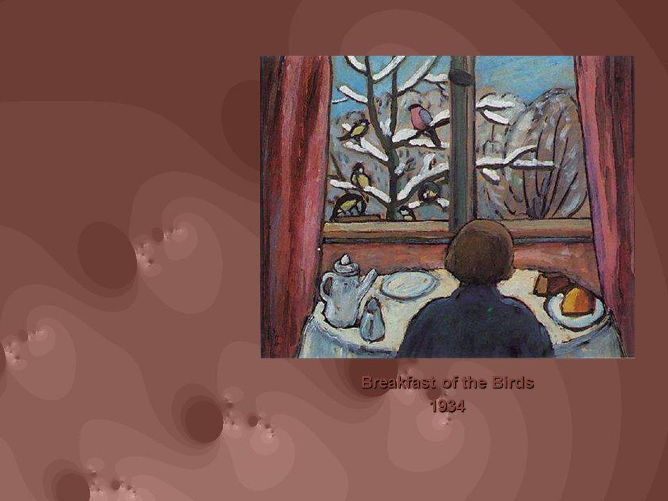 Breakfast of the Birds 1934