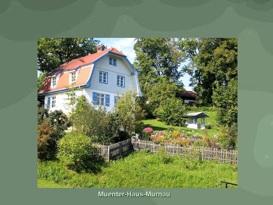 Muenter-Haus-Murnau