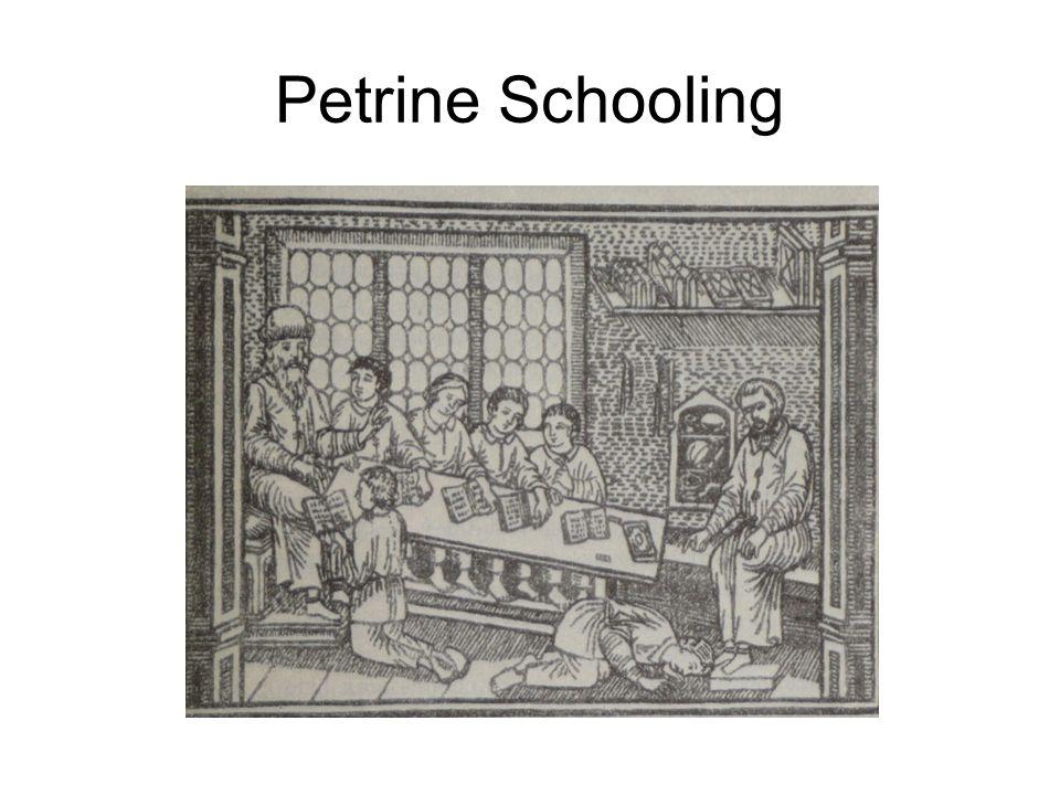 Petrine Schooling