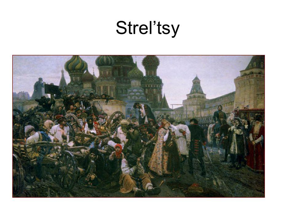 Strel'tsy