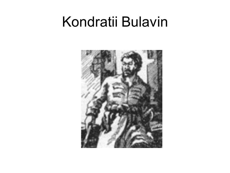 Kondratii Bulavin