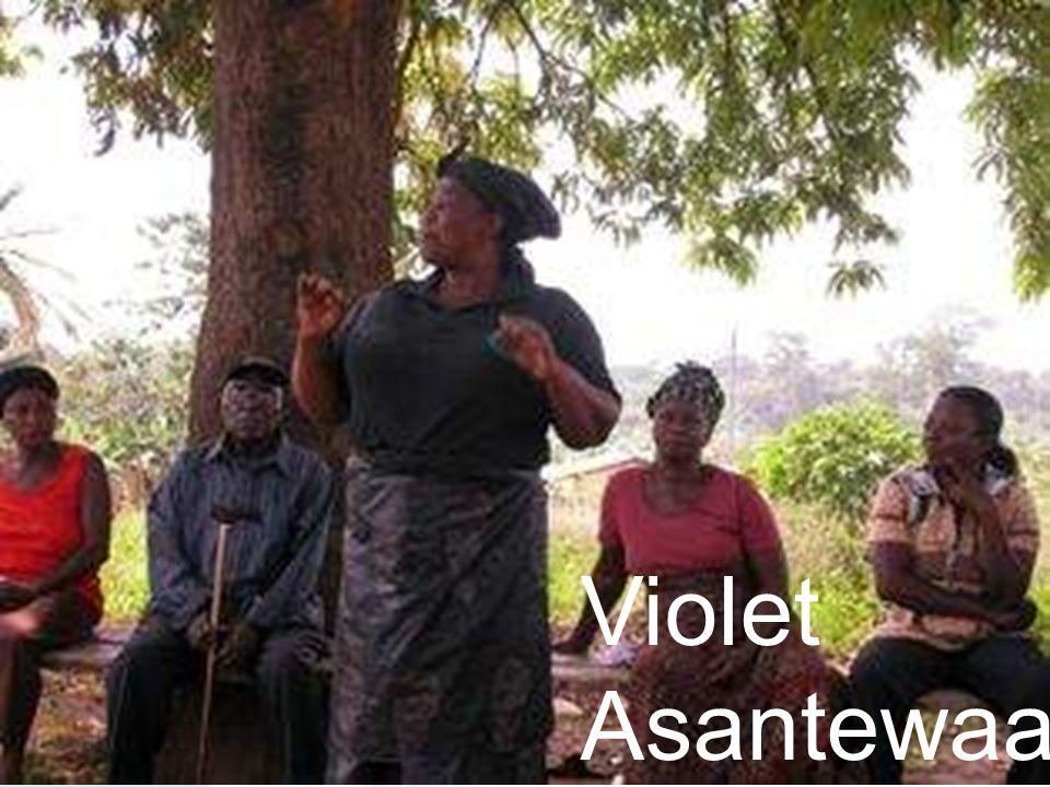 7 Violet Asantewaa