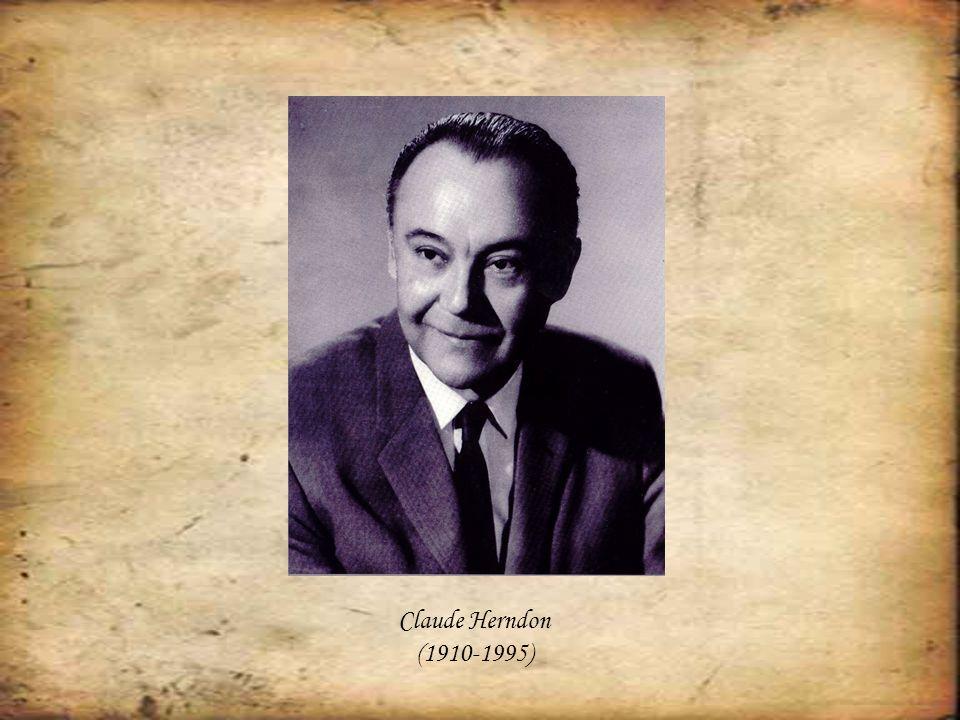 Claude Herndon (1910-1995)