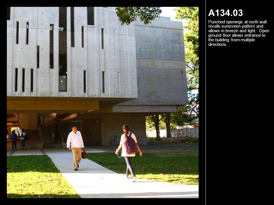 A134.14 University Campus.