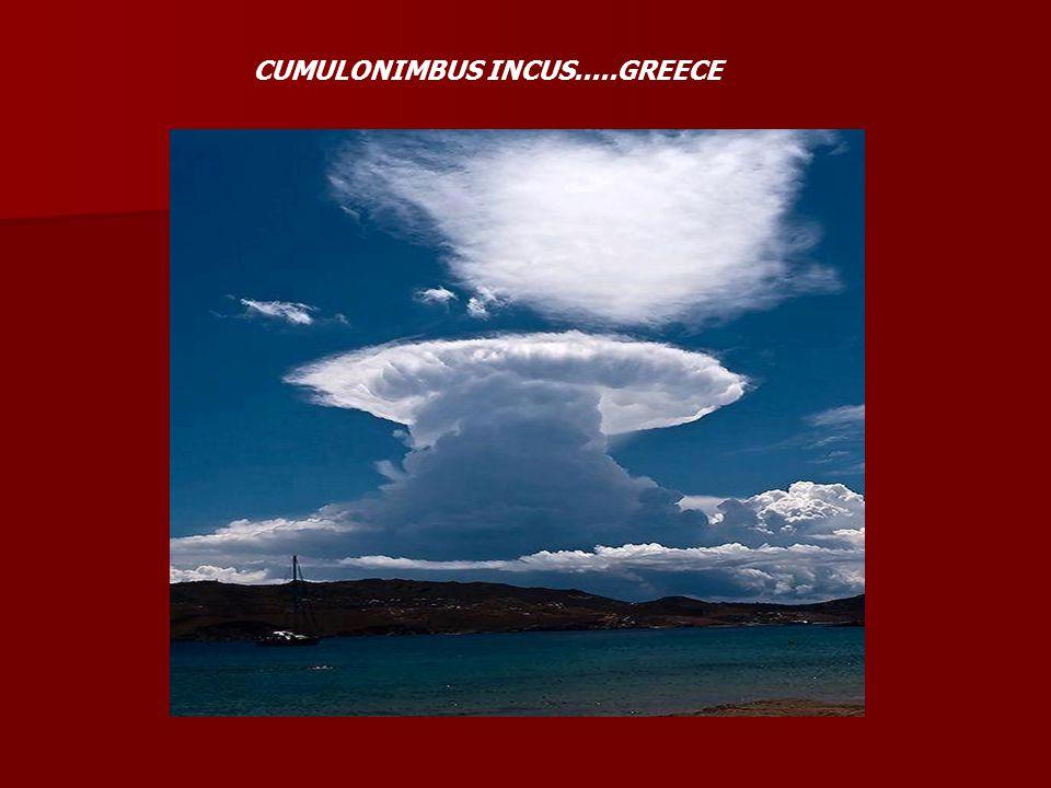 CUMULONIMBUS INCUS.....GREECE