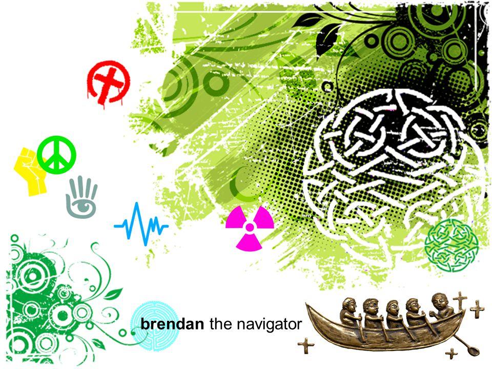 brendan the navigator
