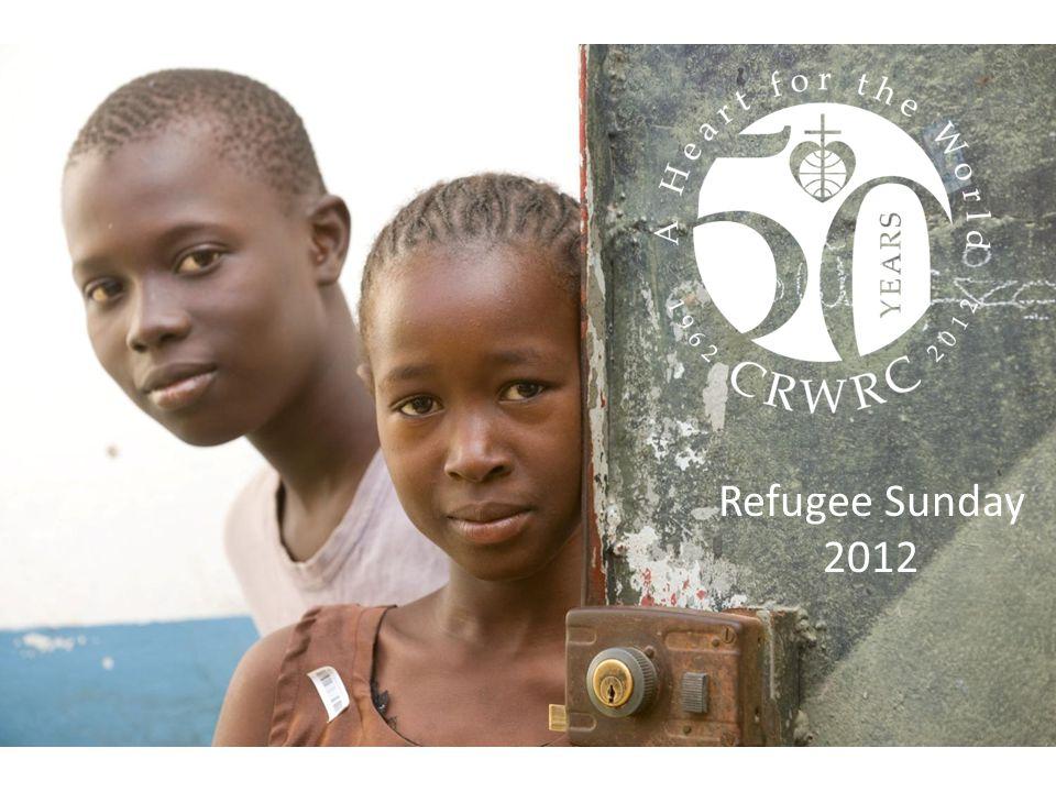 Refugee Sunday 2012