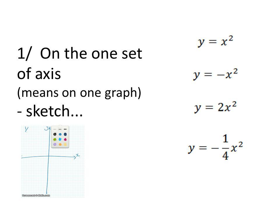 Question 12 - sketch