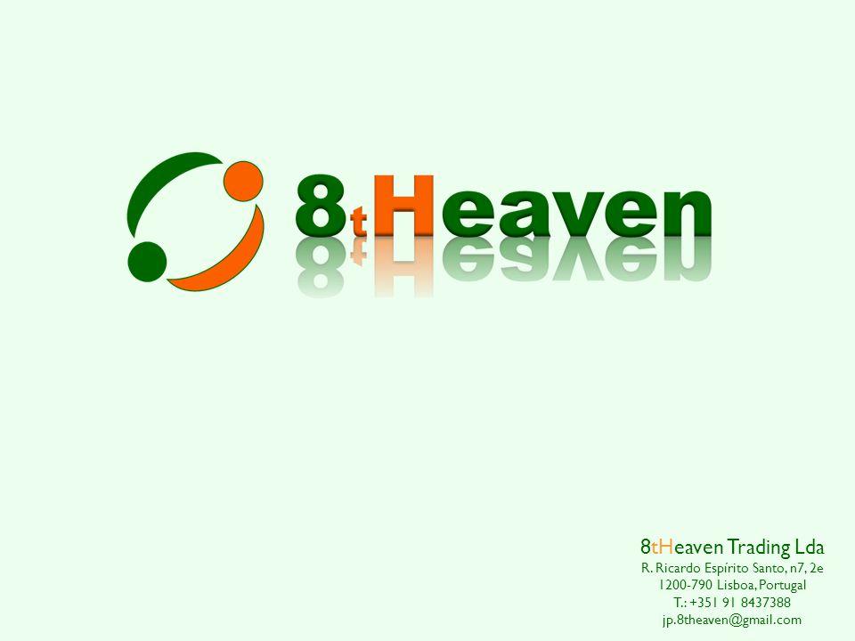 8tHeaven Trading Lda R.