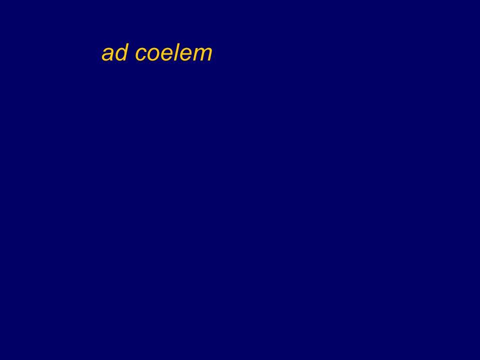 ad coelem