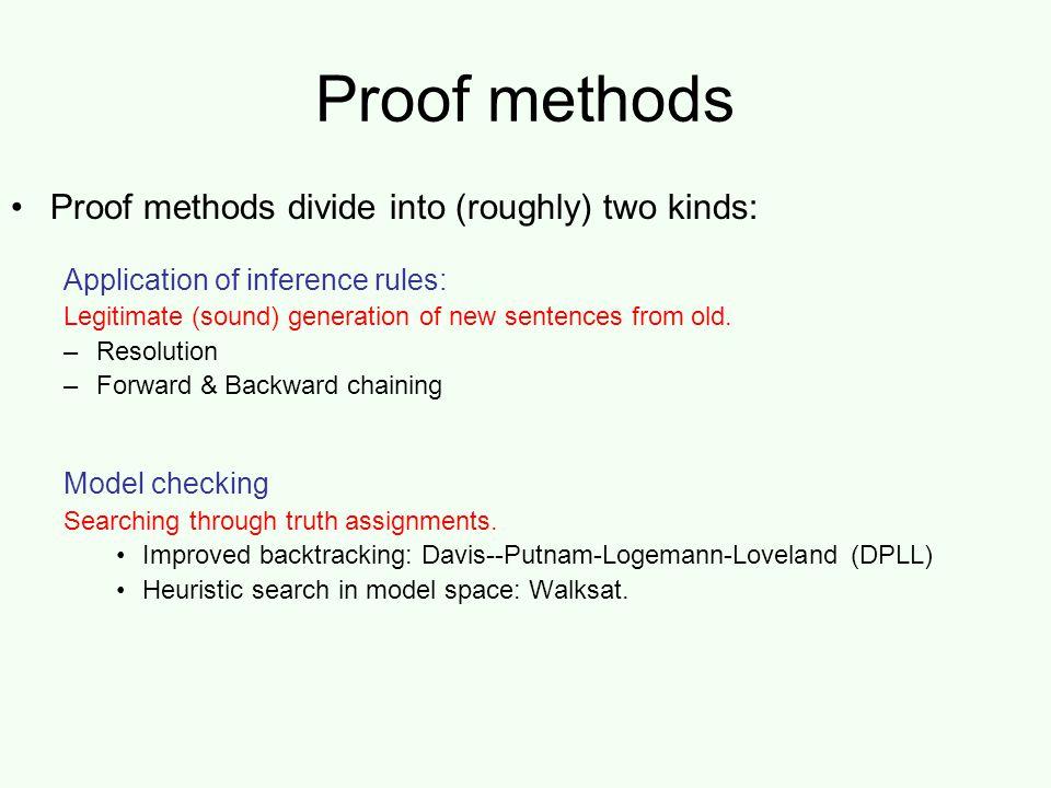 Hard satisfiability problems Consider random 3-CNF sentences.