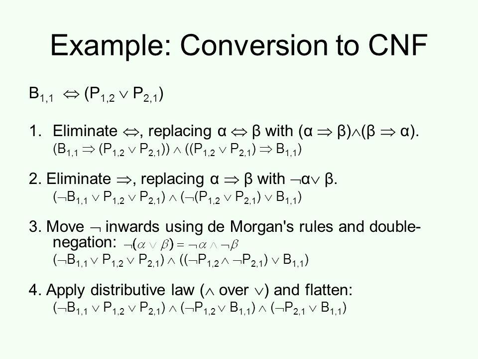 Median runtime for 100 satisfiable random 3- CNF sentences, n = 50