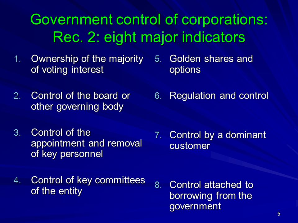 16 Indicators for classifying government and other public producers Corporations and households primarily Government only only supplier one of several suppliers Supplying public sector units Government and others only supplier one of several suppliers COST normally covered by SALES (CCS) Competes Other private tender Other private tender or CCS Govern ment Public corp.