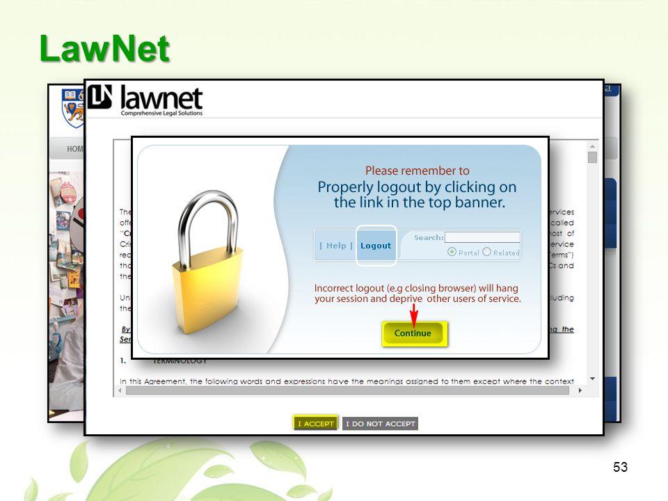 LawNet 53