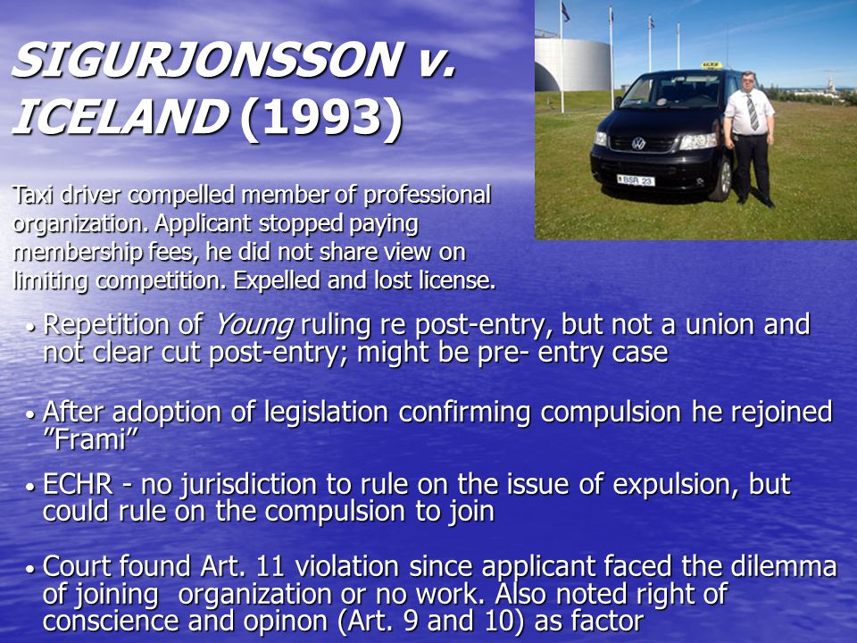 SIGURJONSSON v.