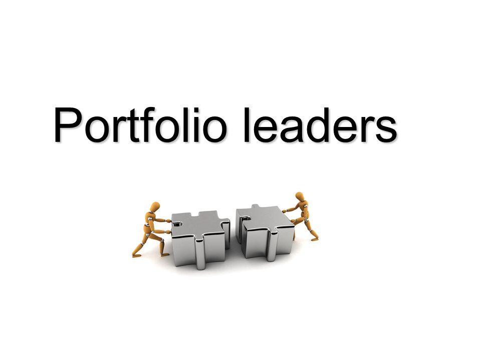 Portfolio leaders