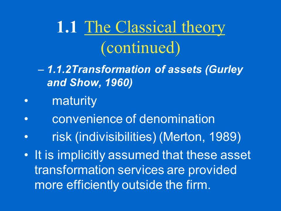 Additional motivation:  Schumpeter, Gerschenkron  External finance premium  US-UK vs.