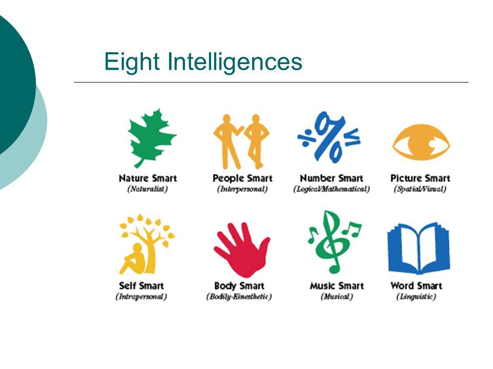 Eight Intelligences
