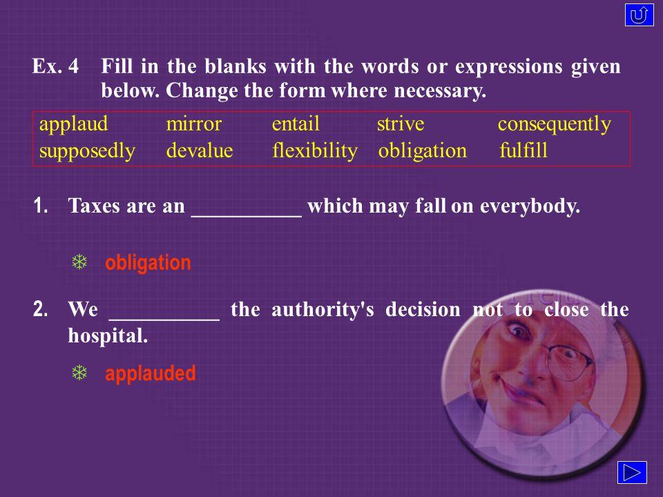 Language Focus Vocabulary (Ex.4)Vocabulary Phrases (Ex.